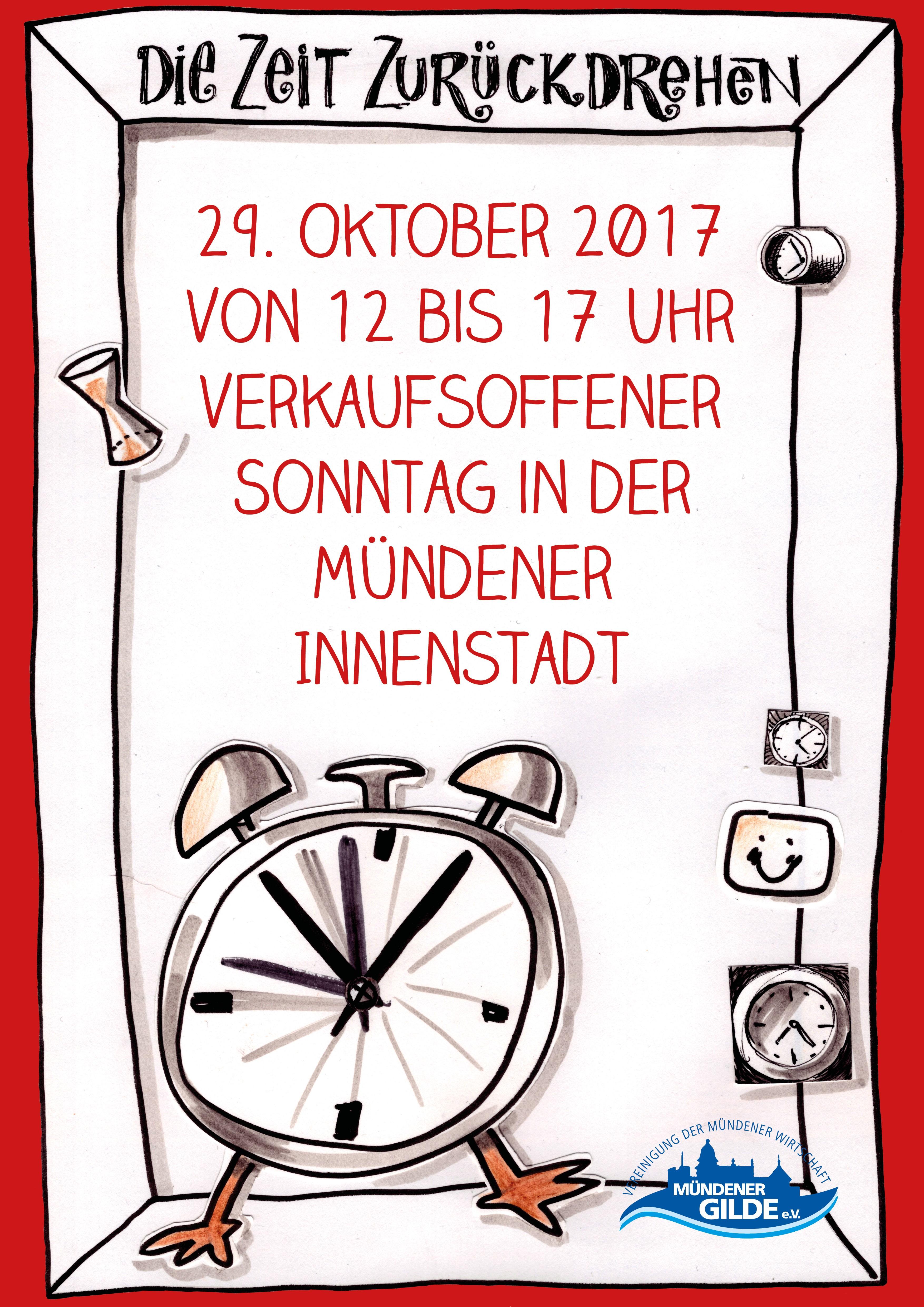 Verkaufsoffener Sonntag in Hann. Münden