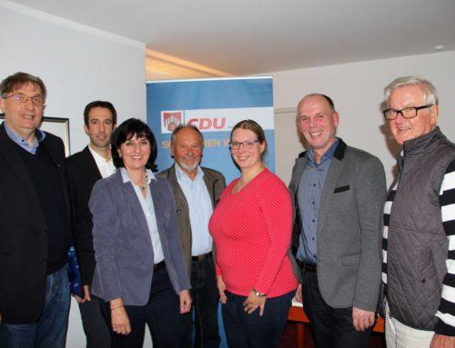 HNA: Jerrentrup weiter an der CDU-Spitze